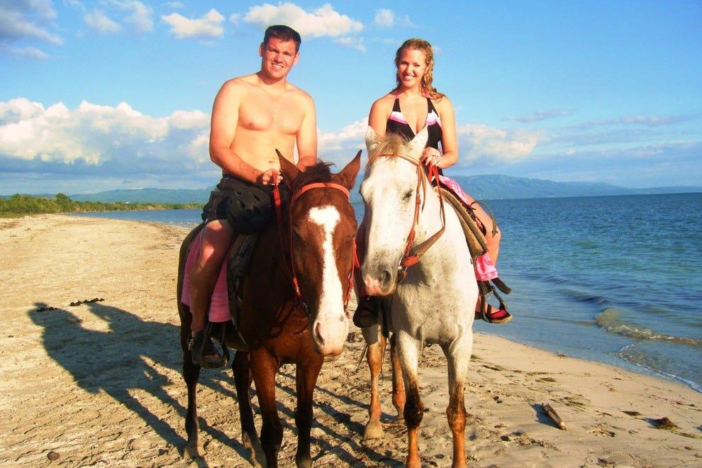 Horseback Riding On The Beach Naples Florida