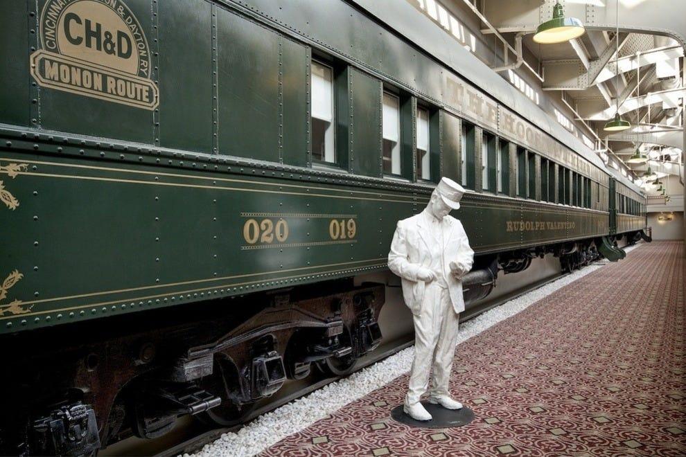 印第安纳波利斯皇冠假日酒店-市中心联合车站