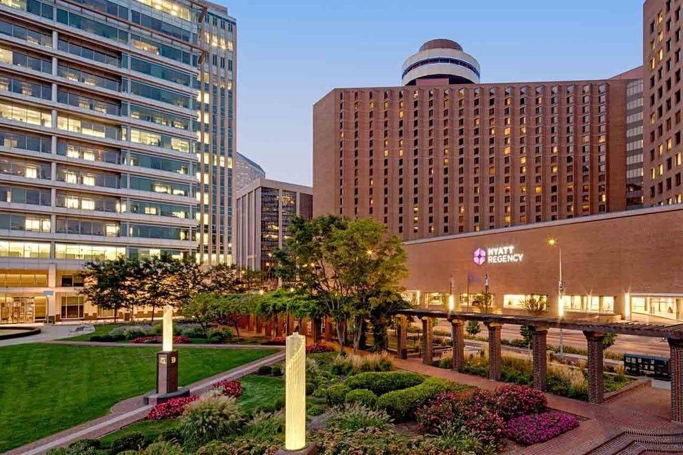 印第安纳波利斯凯悦酒店