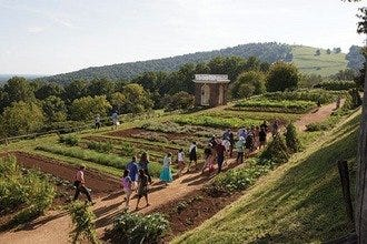 Virginia's Heritage Harvest Festival Shares Sustainable Living Practices