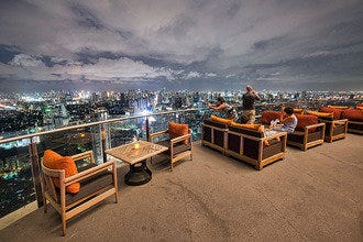 Zeppelin Rooftop Bar: Get a Sky-High View of Bangkok's Skyline