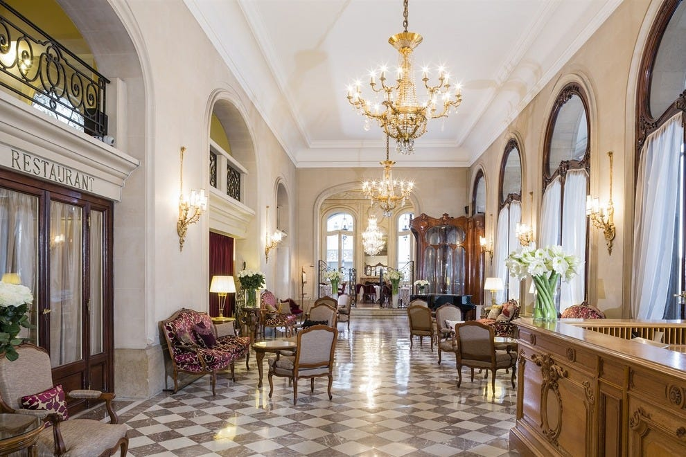 hotel regina paris hotels review 10best experts and