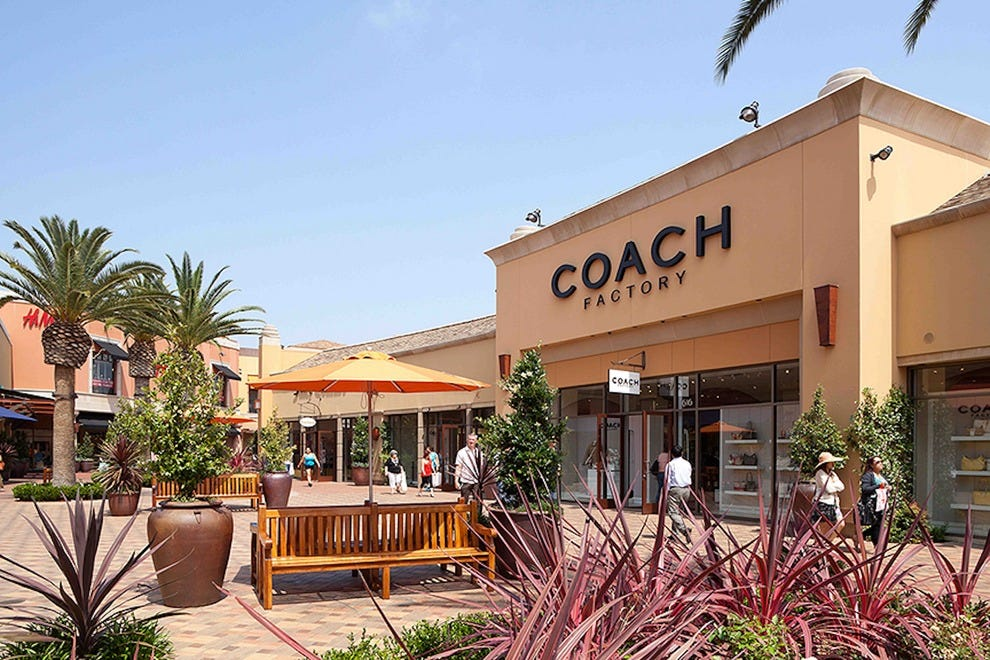Citadel Outlets is the only true factory outlet center within Los Angeles city limits. It is located near the I-5 freeway at Atlantic Blvd, about a minute drive south of downtown Los Angeles. Promo Page: Sales at Citadel Outlets.