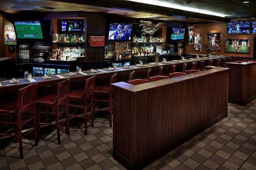 Restaurants Range From Fun To Fine Dining Near Landover S Fedex Field