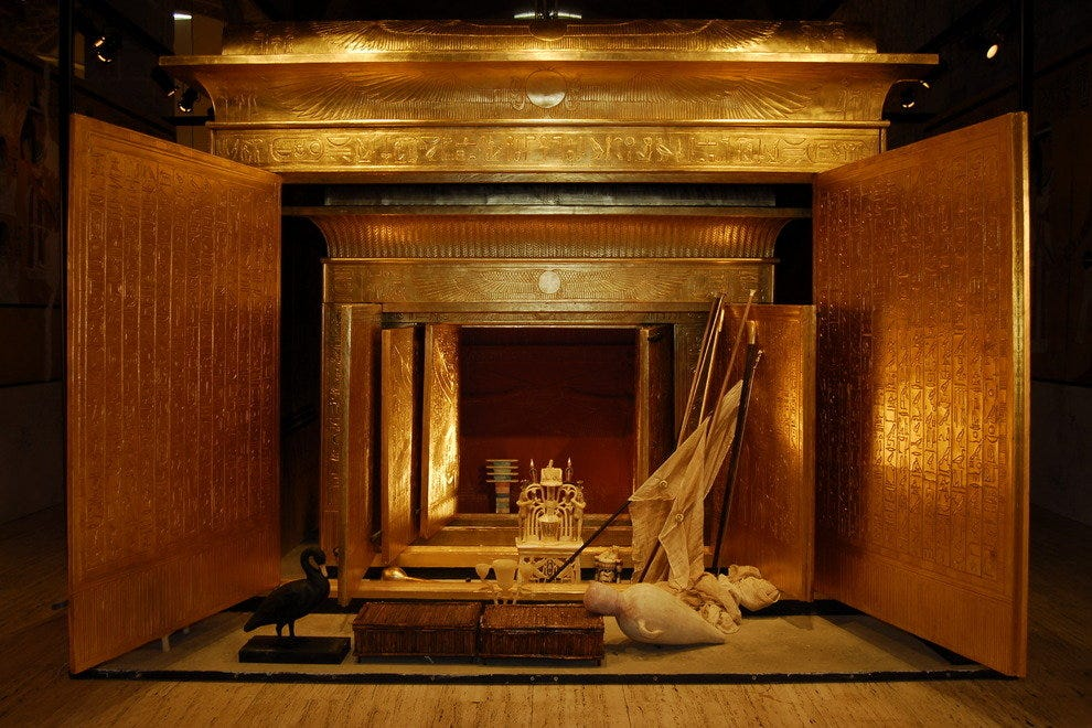 The Curse Of King Tuts Tomb Torrent: Experience King Tut's Tomb At TheNAT In San Diego