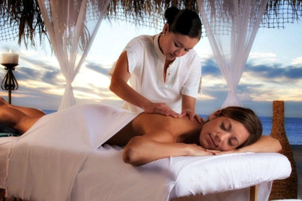 Spa Oasis at Hilton Los Cabos Beach & Golf Resort promises pampering in paradise, with a wide array of spa treatments, massages and restorative therapies