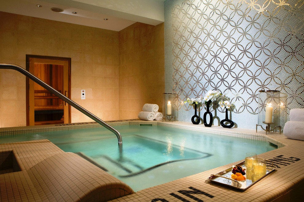 The Spa at Mandarin Oriental, Atlanta