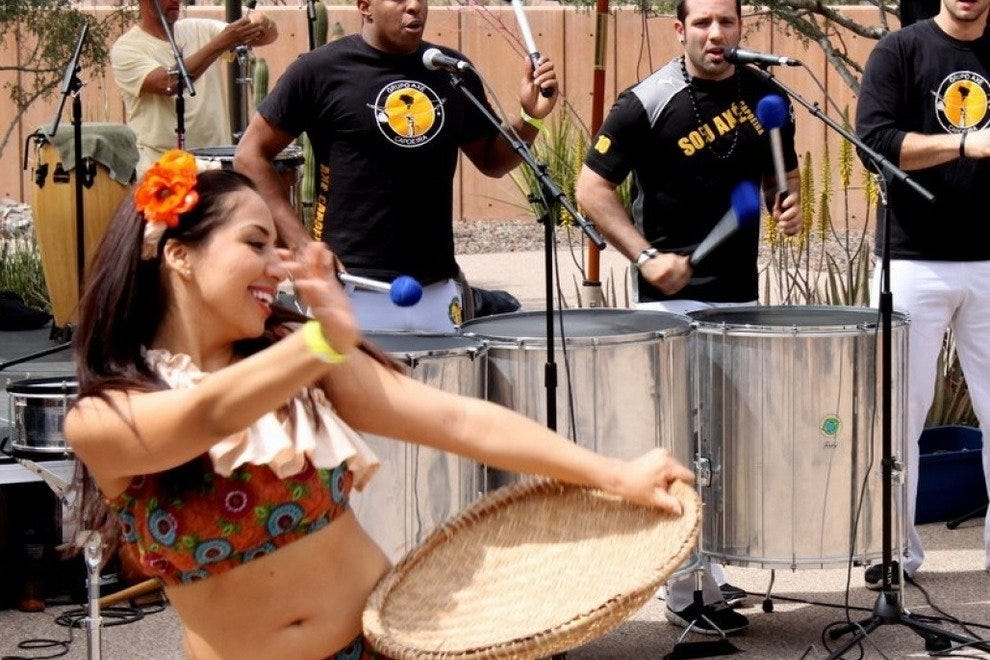 MIMFest, a two-day celebration of global music, dance and food, will take place this fall at the Musical Instrument Museum in Phoenix
