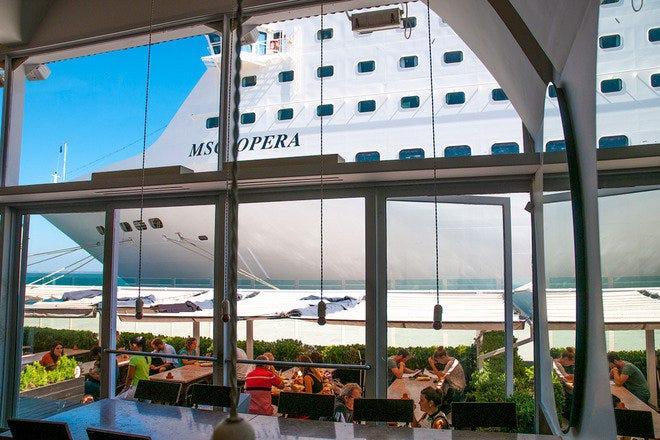 restaurants near cruise port restaurants in lisbon
