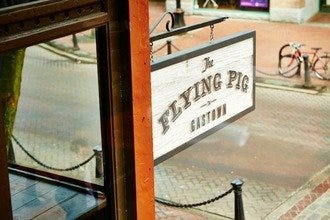 The Flying Pig Gastown