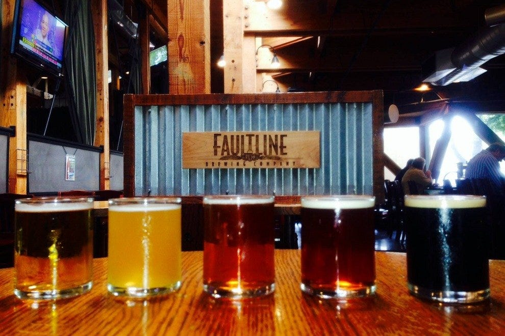 Faultline Brewery
