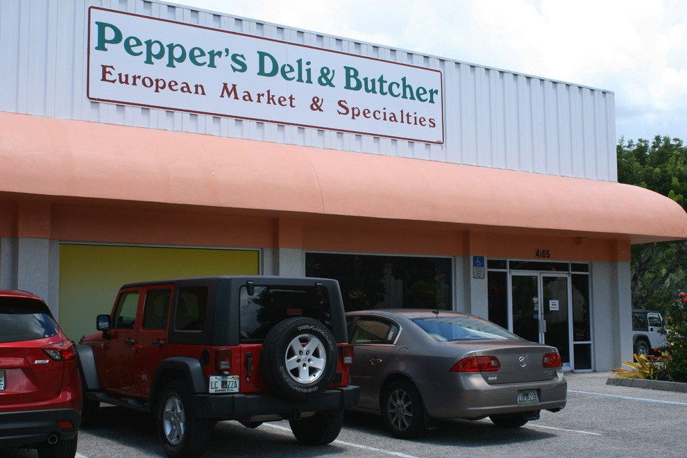 Pepper's Deli & Butcher