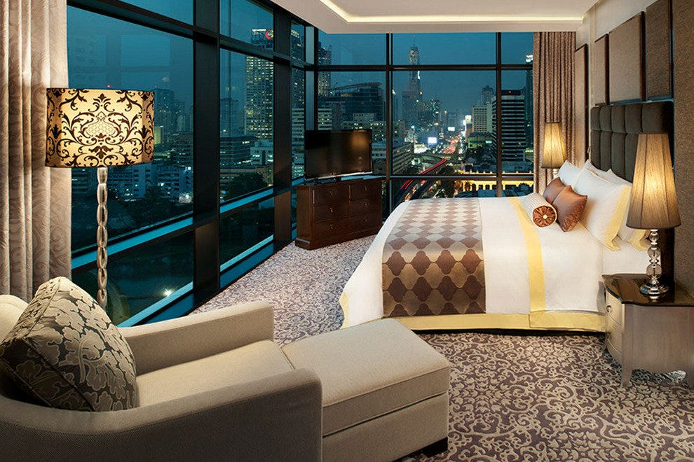 Room for a King, St. Regis Bangkok