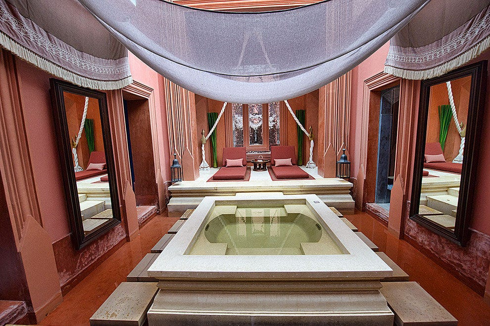 Spa Treatments Deluxe at the Barai