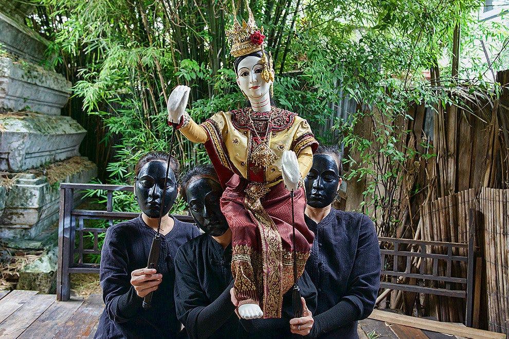 Baan Silapin艺术家之家