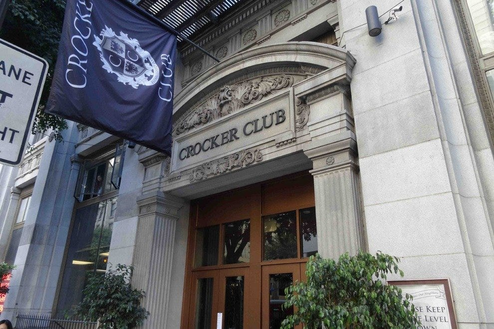 The Crocker Club