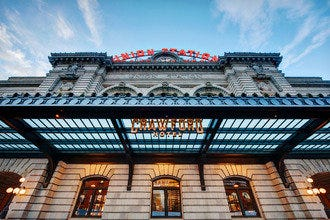 The Crawford Hotel: High Style at Denver's Union Station