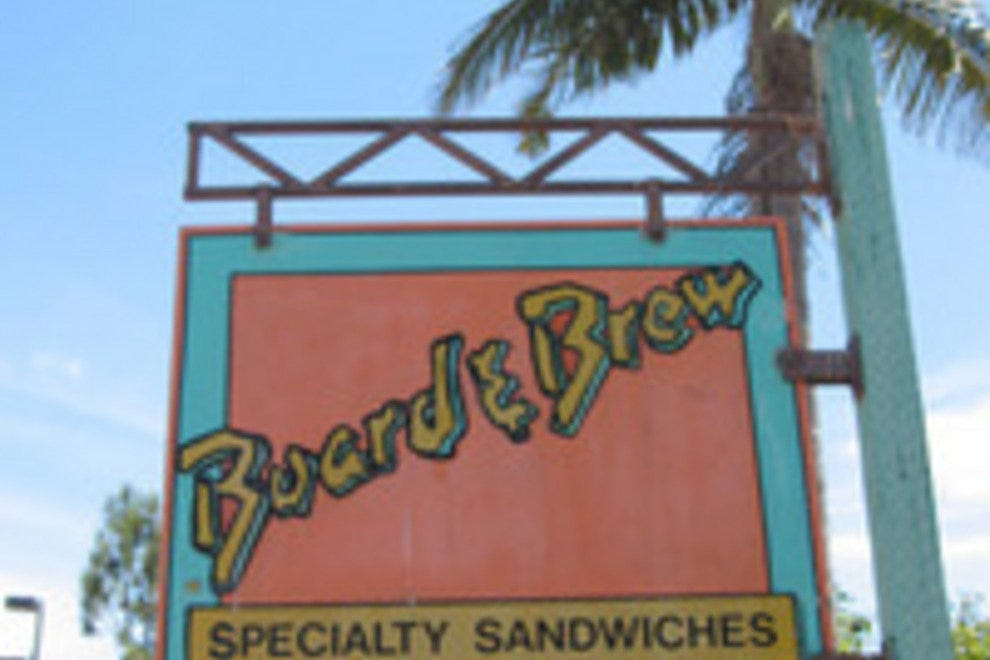 Board & Brew, Del Mar