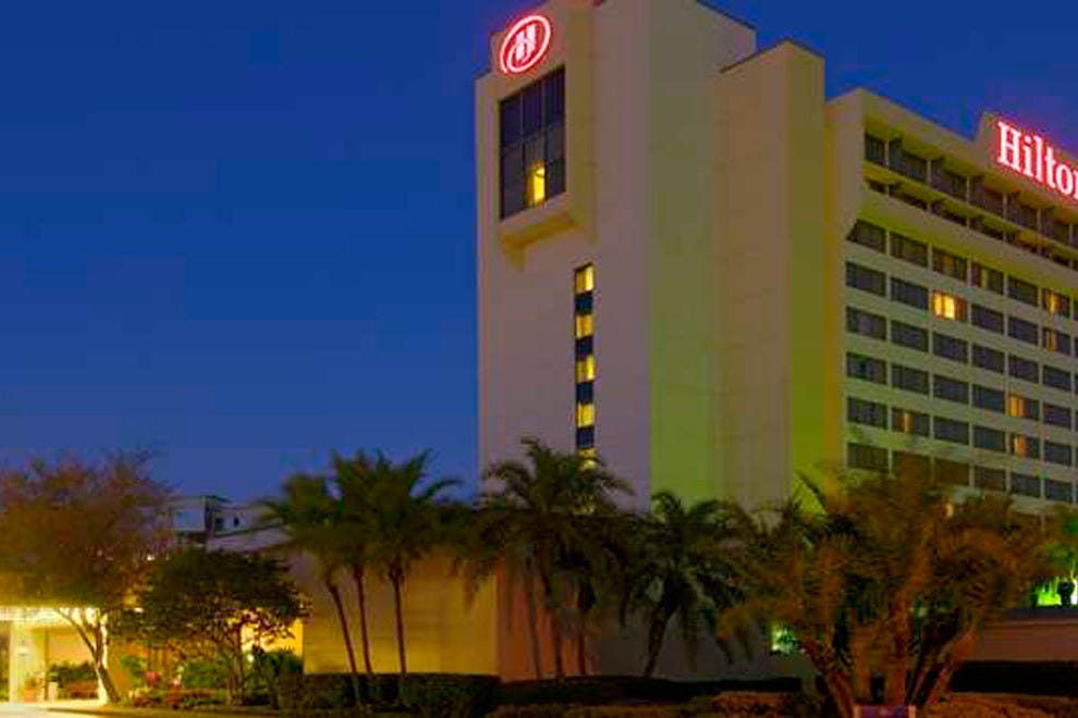 Hotels Near Tampa Airport Westshore