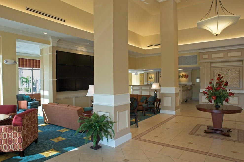 Hilton Garden Inn Fort Myers Airport  Fgcu  Naples Hotels