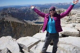 10Best Tackles Mount Whitney in California