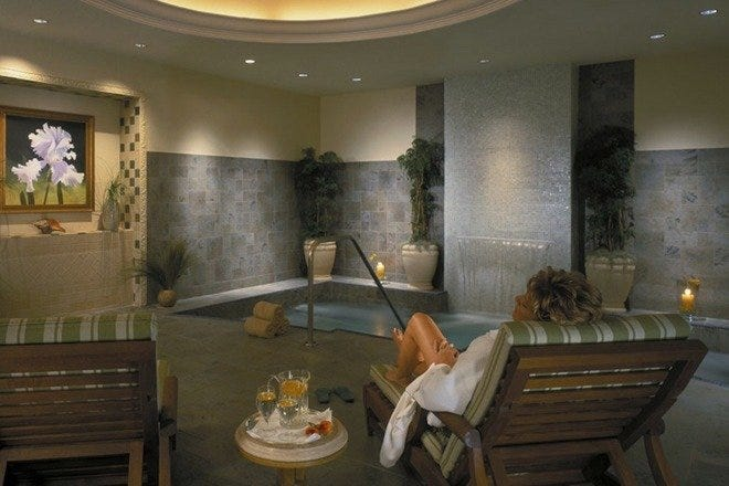 The Sanctuary Spa at Kiawah Island Golf Resort