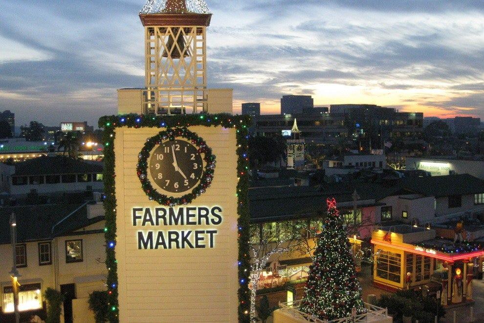 Original Farmers Market Best Food