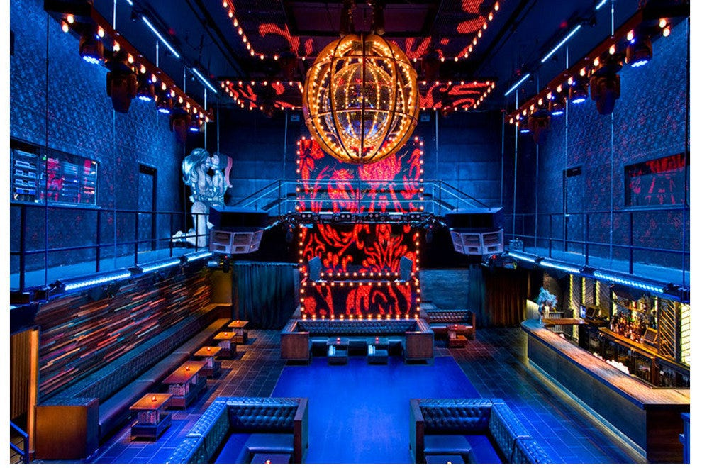 New york night clubs dance clubs 10best reviews for Best places to go in nyc at night