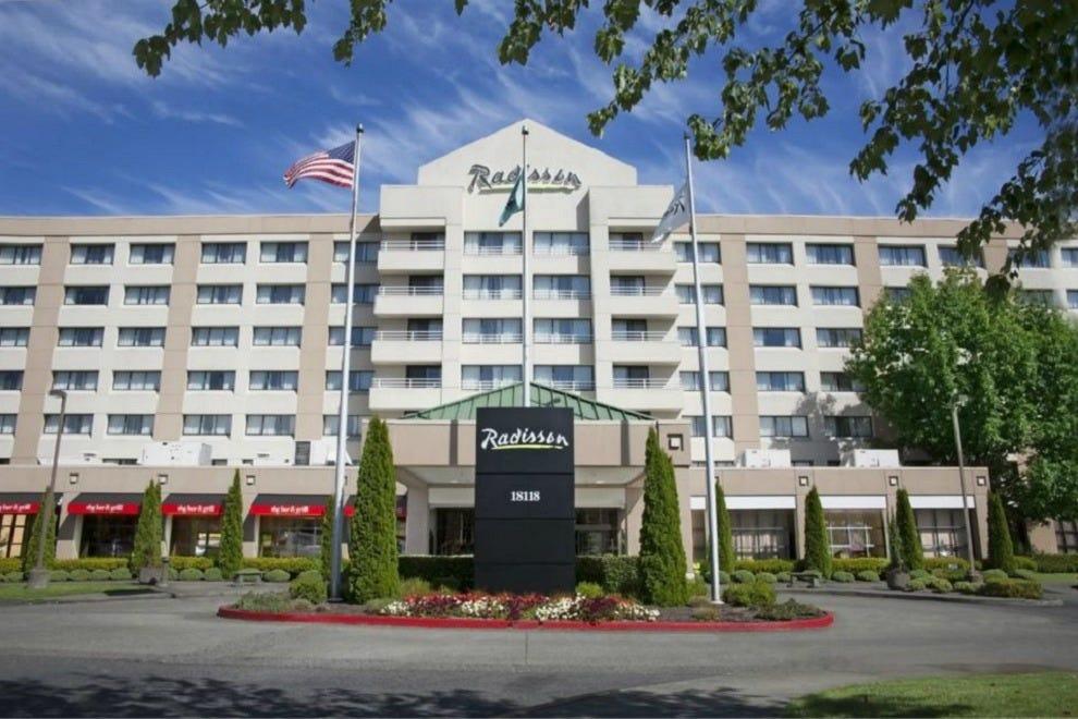 Hilton Garden Inn Hotel near St. Louis Airport