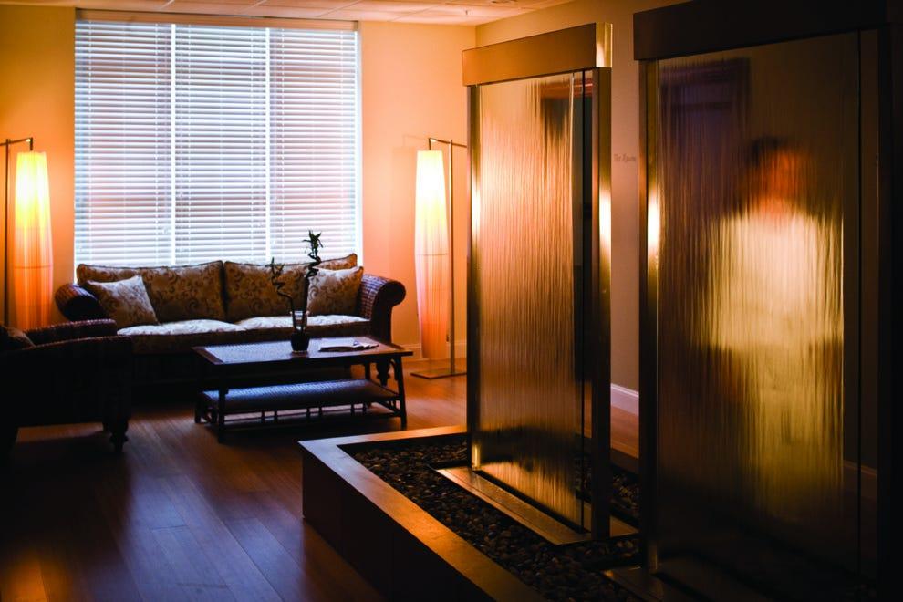 The palm salon spa salon and spa services in charleston wv for 712 salon charleston wv reviews