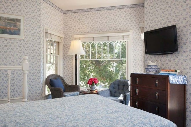 Bed and Breakfast in Santa Barbara