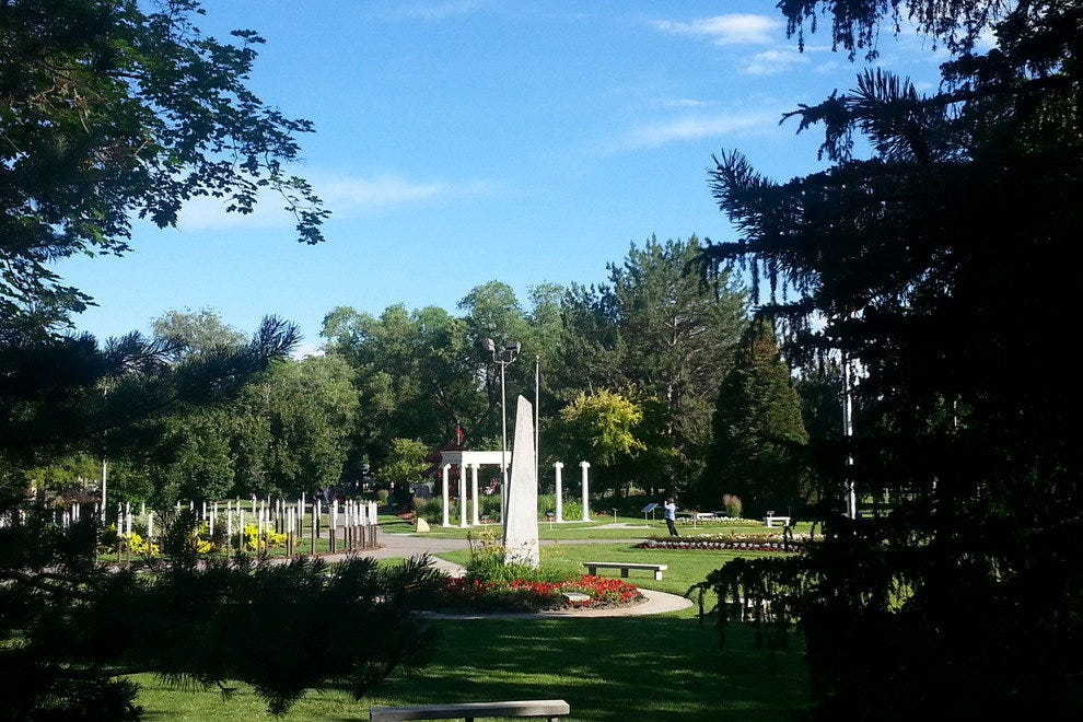 International Peace Gardens