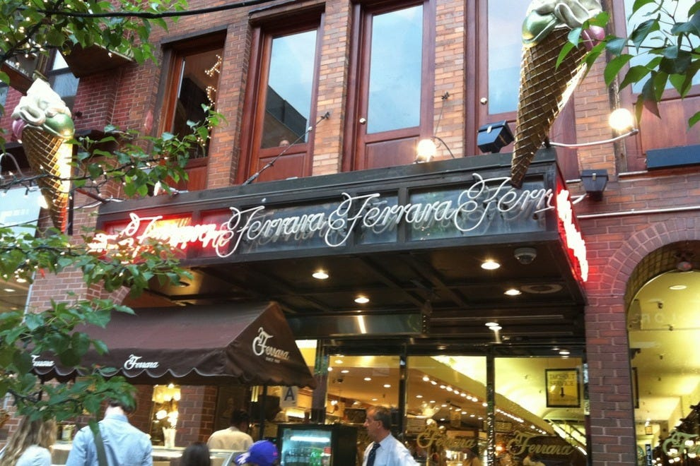 Ferrara Bakery and Café