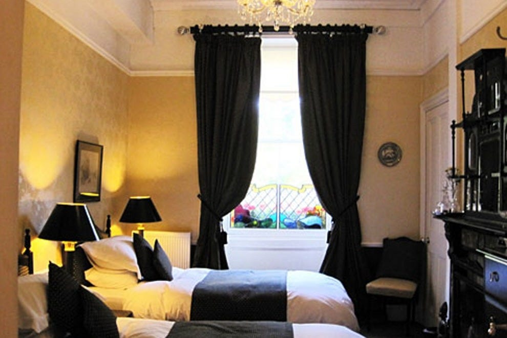 The Hedges Guesthouse Edinburgh