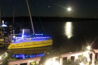 Christmas Boat Parade, Cape Coral