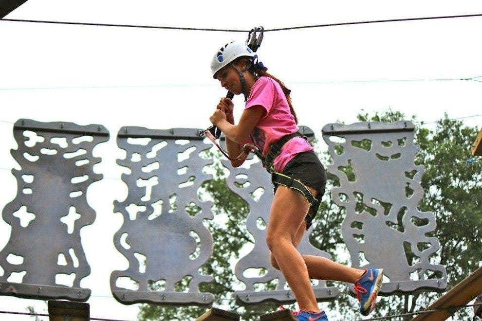At Wild Blue Ropes, creative twists and turns are yours to explore!
