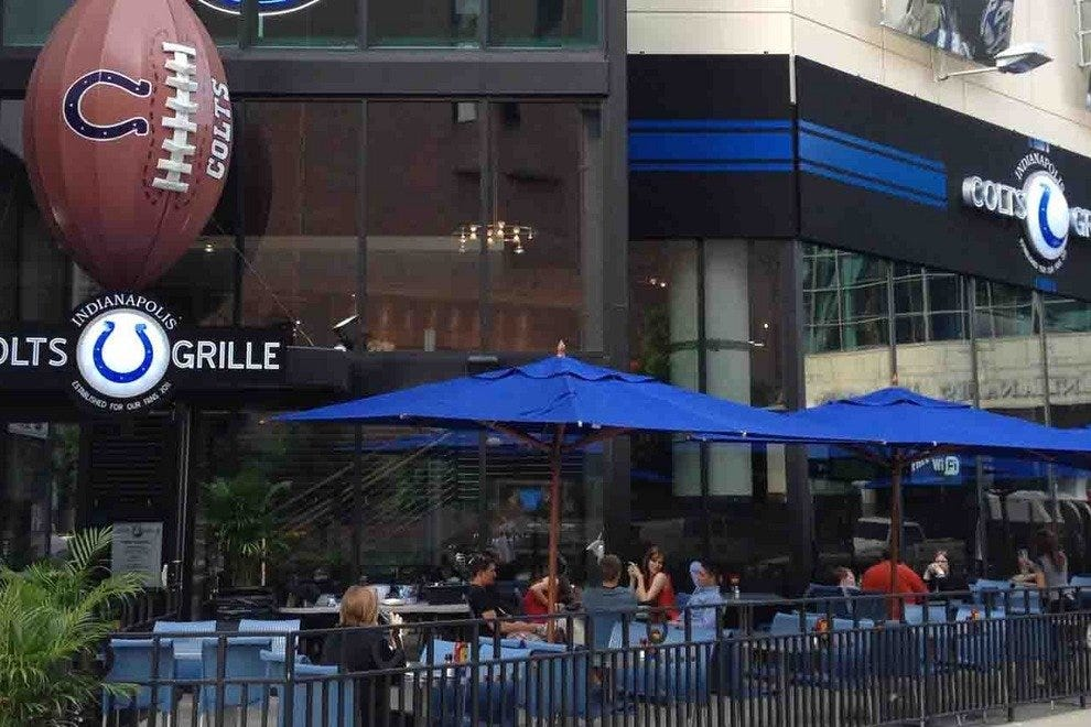 Indianapolis Colts Grille