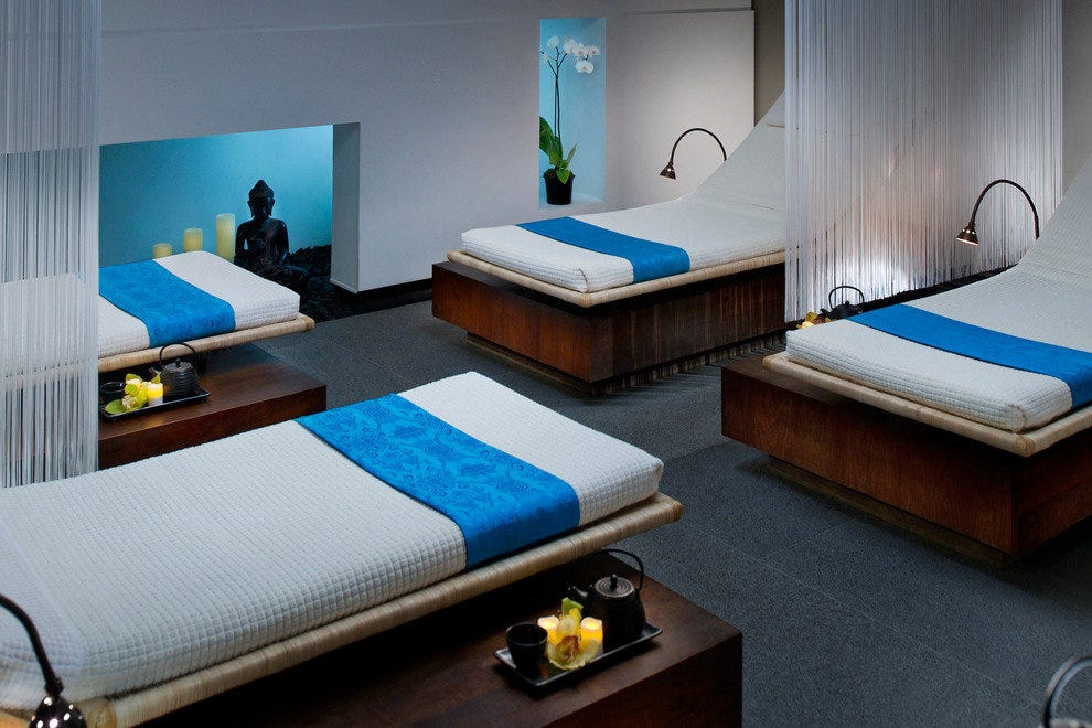 The Mandarin Oriental Spa