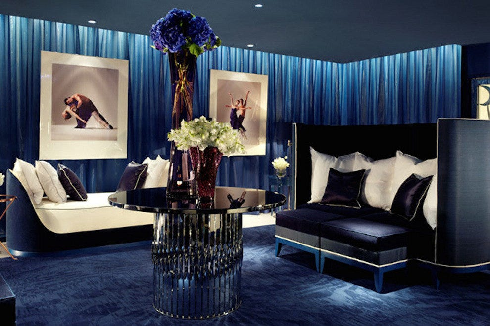 Pamper Rooms London Review
