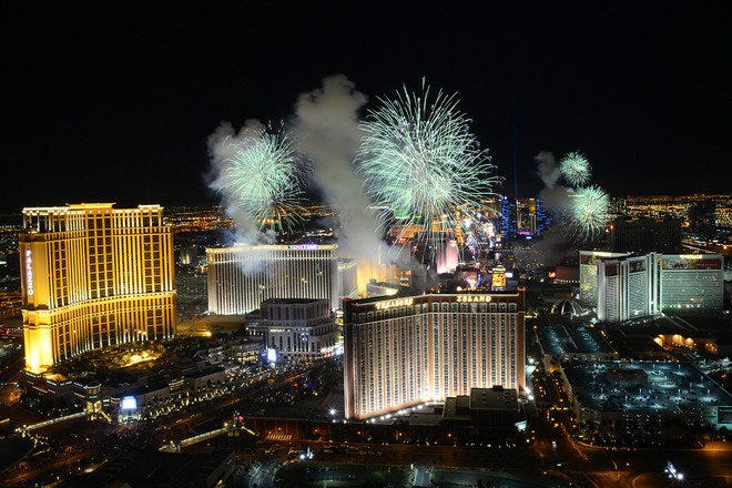 Holiday Attractions in Las Vegas