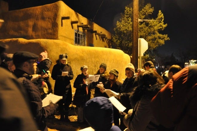 Things To Do On Christmas Eve.Things To Do In December Attractions In Santa Fe