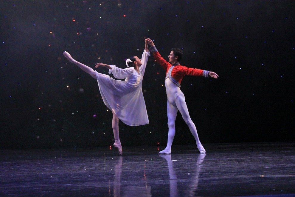 PA Ballet's Nutcracker at the Academy of Music