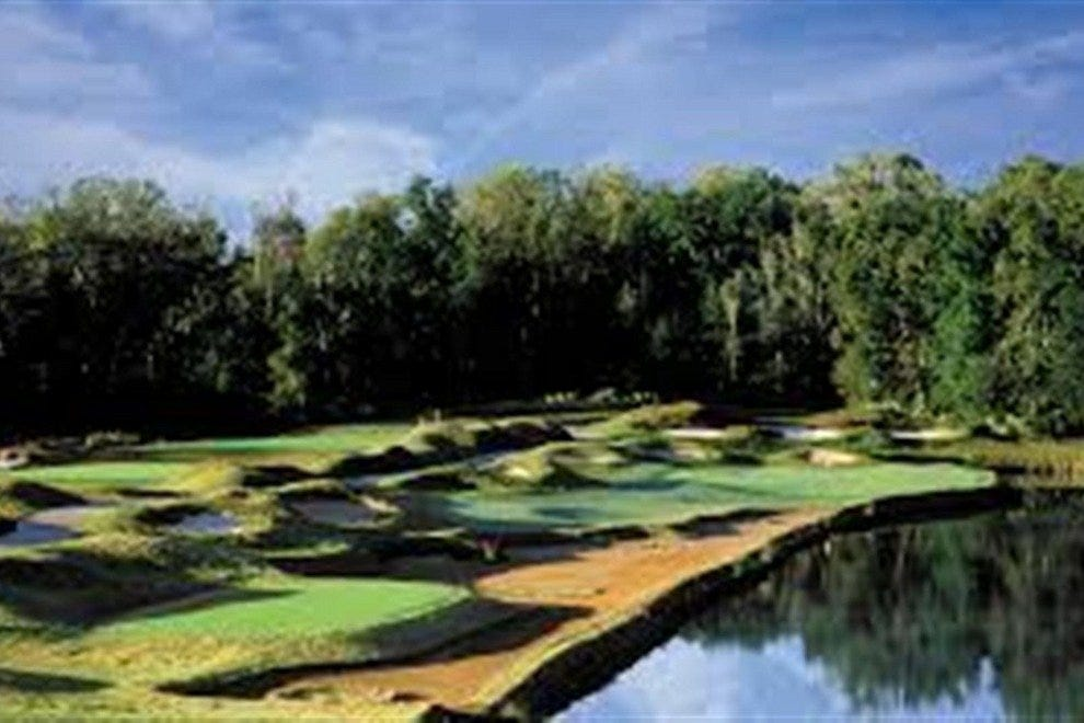 Barefoot Golf Resort in the Myrtle Beach area