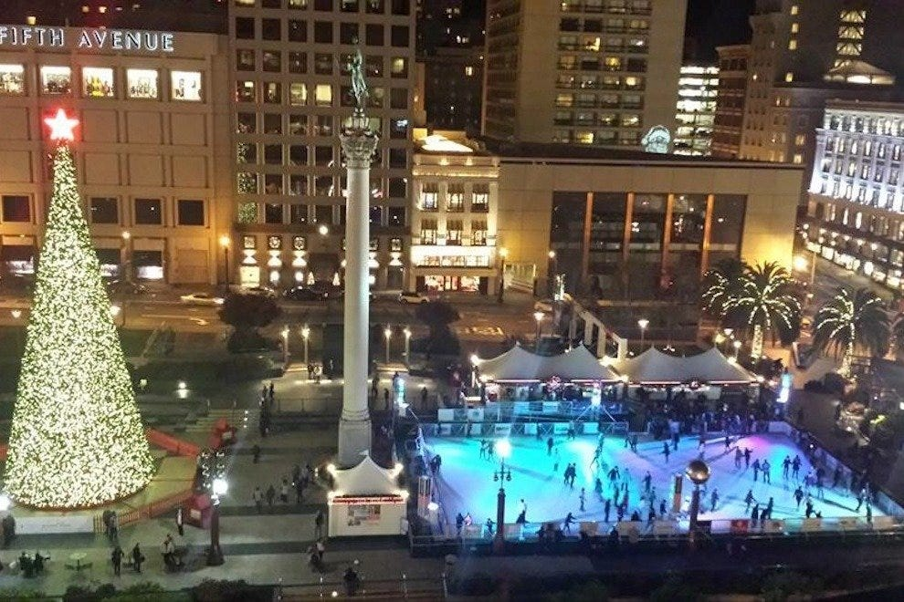 Christmas In San Francisco.Things To Do In December Attractions In San Francisco
