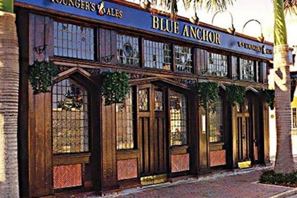 The Blue Anchor British Pub Palm Beach West Palm Beach
