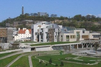 The Scottish Parliament: See Democracy in Action