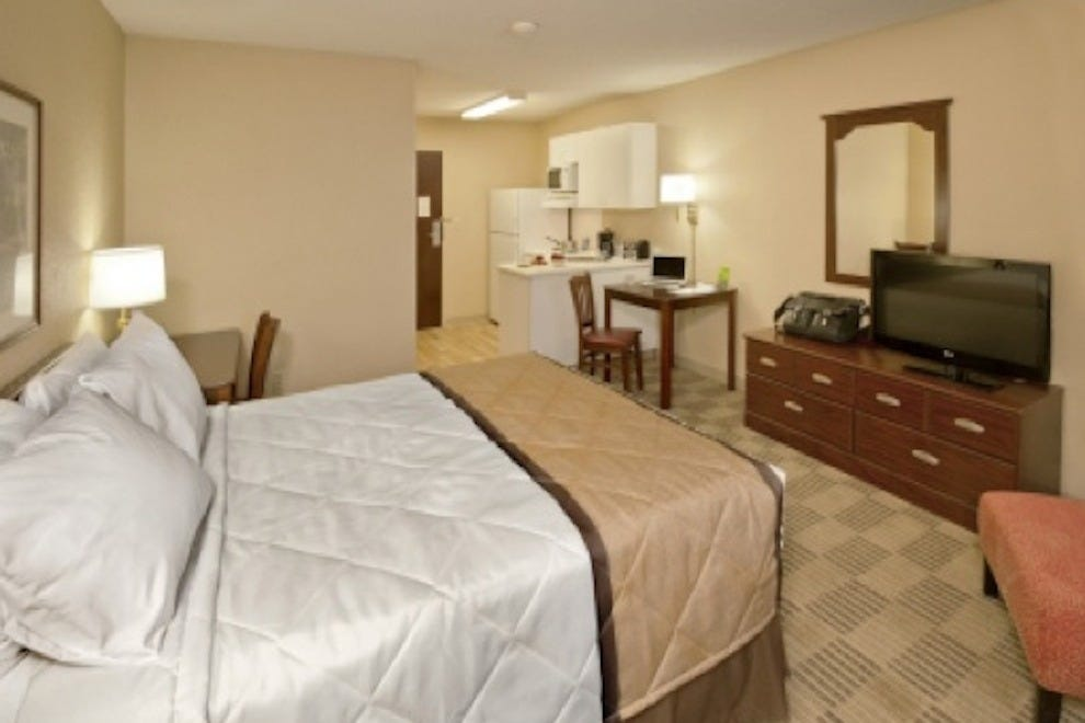 Extended Stay America Memphis Wolfchase Galleria