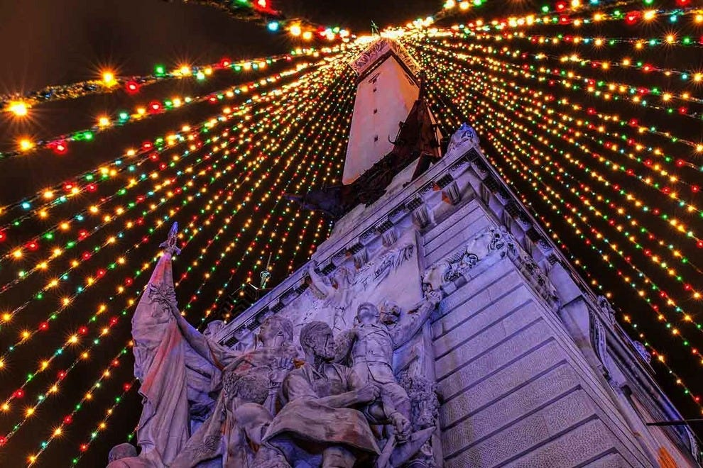 circle of lights indianapolis attractions review 10best