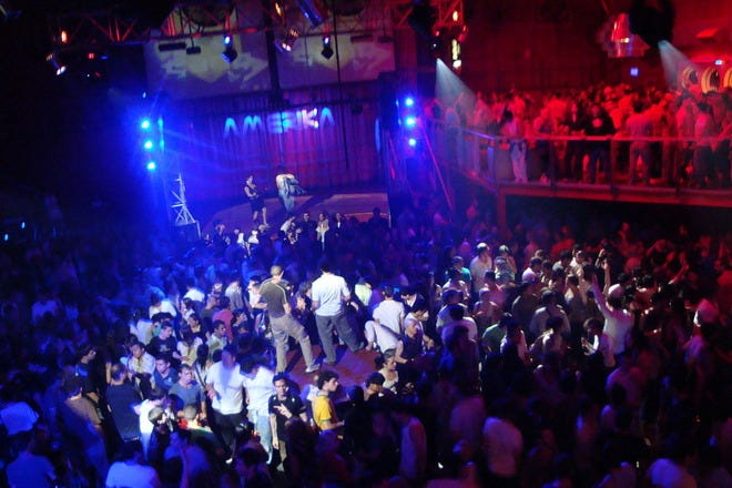 Dance Clubs in Buenos Aires