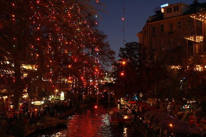 Holiday Attractions in San Antonio